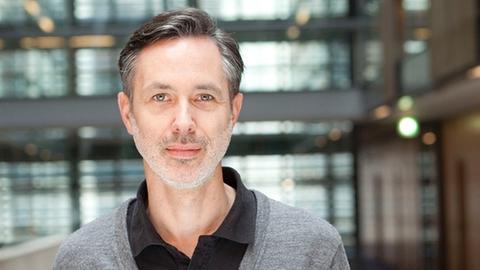 Michael Götschenberg, ARD-Experte für Innere Sicherheit
