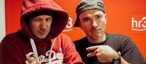 Andreas Bursche und Mirko Förster