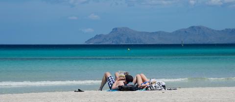 So sollte Urlaub eigentlich sein: Schön entspannen. Ist aber leider nicht immer so...