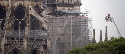 Feuer Notre Dame