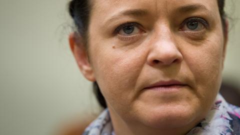 Die Angeklagten im NSU-Prozess: Beate Zschäpe