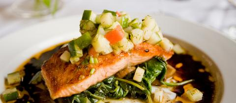 Einfach und lecker: Fisch aus dem Ofen