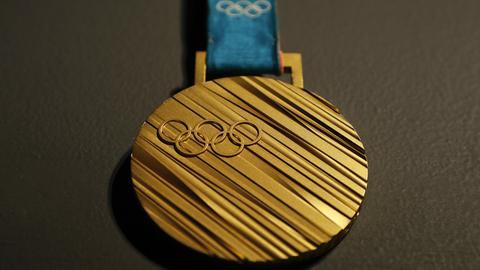 Davon gabs in Pyeongchang jede Menge für Deutschland: Olympisches Gold