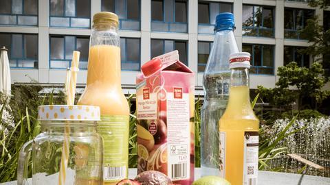 Schritt-für-Schritt-Anleitung: Passionsfrucht-Lemongras-Limonade