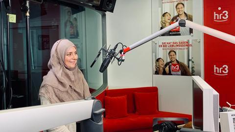 Katja ist zum Islam konvertiert