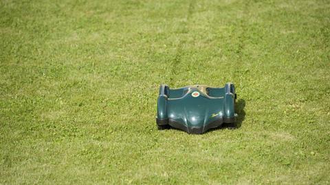 Rasenmäh-Roboter