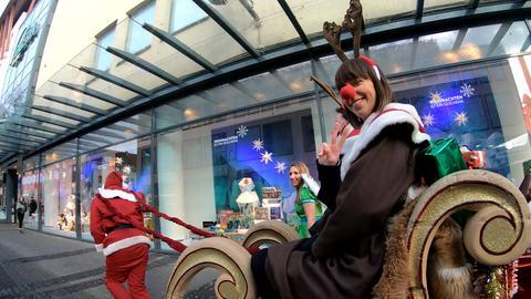 Hessens schnellste Weihnachtsfeier
