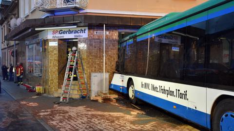 Schulbus Unglück in Eberbach (Baden-Württemberg)