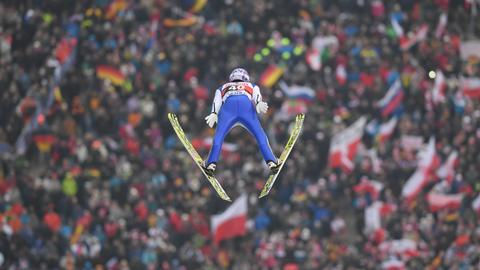 Skisprung Weltcup Willingen