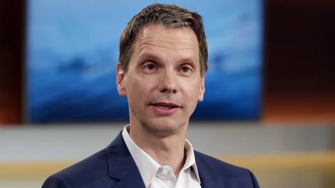 """Martin Knobbe, Leiter des """"Spiegel""""-Hauptstadtbüros, recherchierte in der """"Ibiza-Affäre"""" um Hans-Christian Strache."""