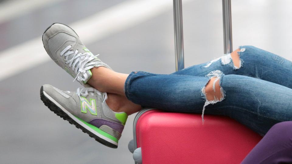 Mehr als einen Koffer braucht man für einen Städtetrip nicht