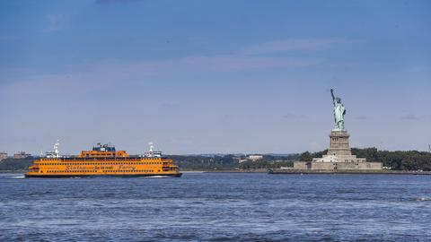 Staten Island Ferry New York