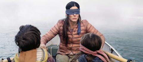 Bird Box mit Sandra Bullock