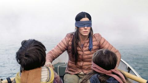 Bird Box mit Sandra Bullock