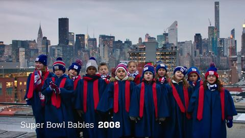 Super Bowl Babies 2008