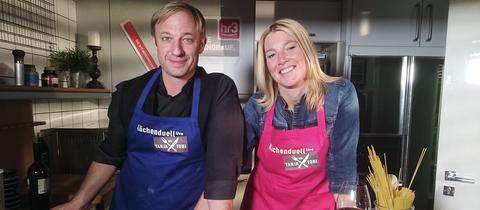 Tanja und Tobi Küchenduell