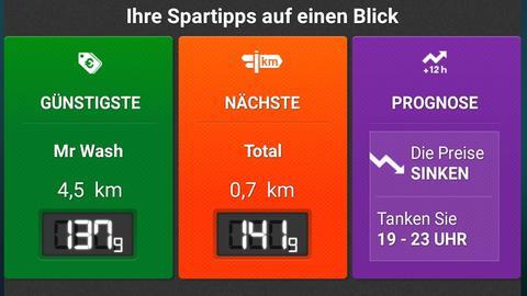 Tank-Apps: TankenApp