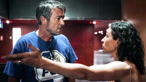 Reto Flückiger (Stefan Gubser) und Liz Ritschard (Delia Mayer) ermitteln nach einem Giftanschlag im KKL