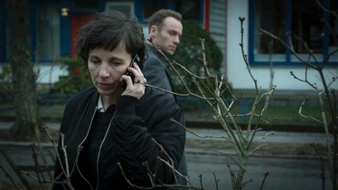 Nina Rubin (Meret Becker) hasst das Überbringen von Todesnachrichten.