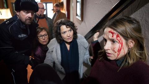 Johanna Stern ist in ihrem Hotelzimmer zusammengeschlagen worden.