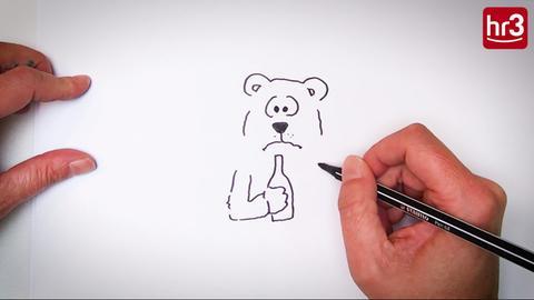 Umwelthelden Eisbär