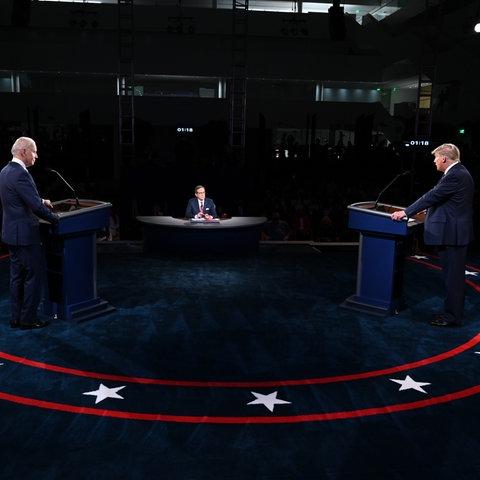 USA TV-Duell