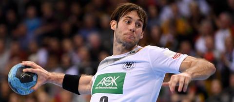 Handballer Uwe Gensheimer