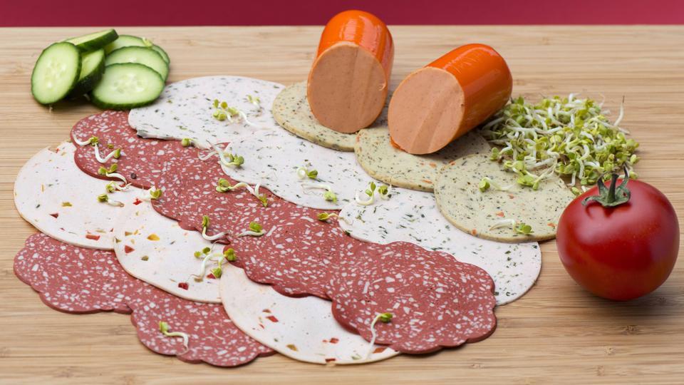 vegetarische Wurst