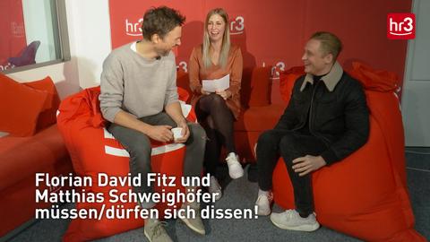 Video Startbild Matthias Schweighöfer Florian David Fitz Beleidigungen