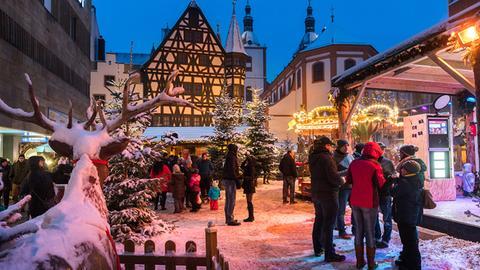 hr3-Weihnachtsmarkt-Tour - Fulda