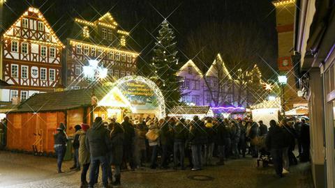hr3-Weihnachtsmarkt-Tour - Herborn