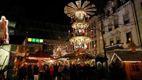 hr3-Weihnachtsmarkttour - Offenbach