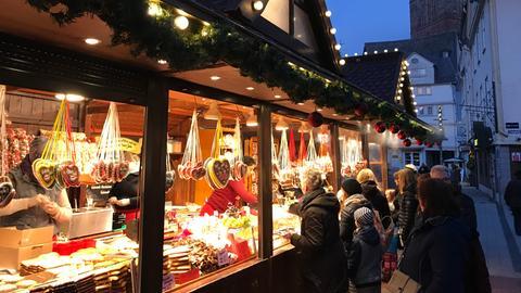 hr3-Weihnachtsmarkttour - Bad Hersfeld