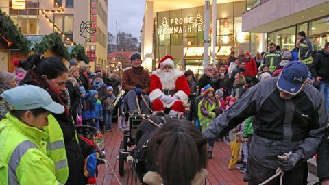 hr3- Weihnachtsmarkttour - Baunatal