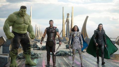 Thor 3: Tag der Entscheidung/Ragnarok