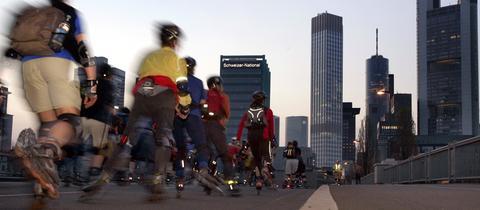 Tuesday Night Skating